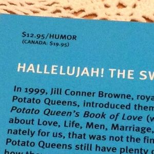Jill Conner Browne Accents - 3/10! plus discounted shipping Sweet Potato Queens